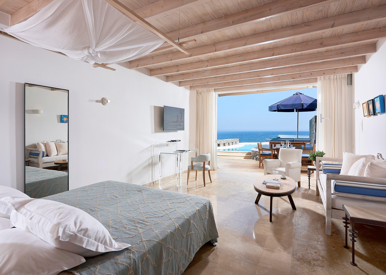 St Nicolas Bay Resort Hotel Villas Agios Nikolaos Kreta Bandingkan Promo
