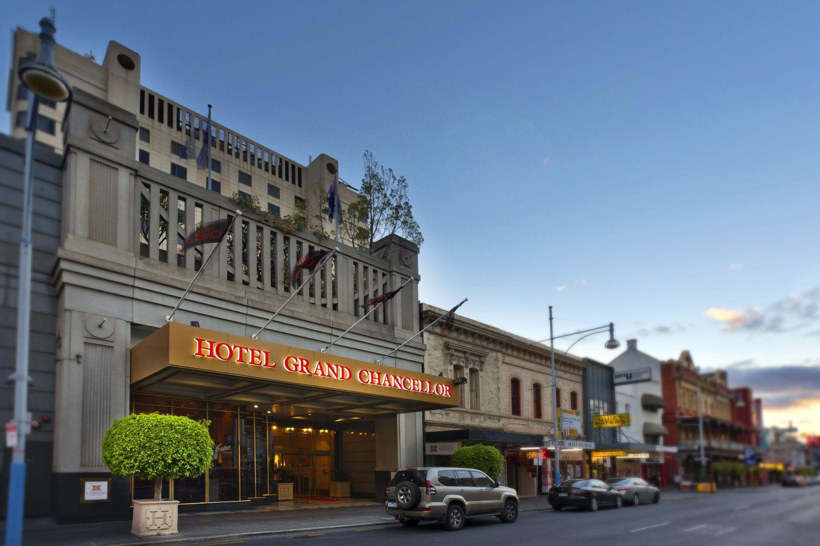 Hotel Grand Chancellor Adelaide
