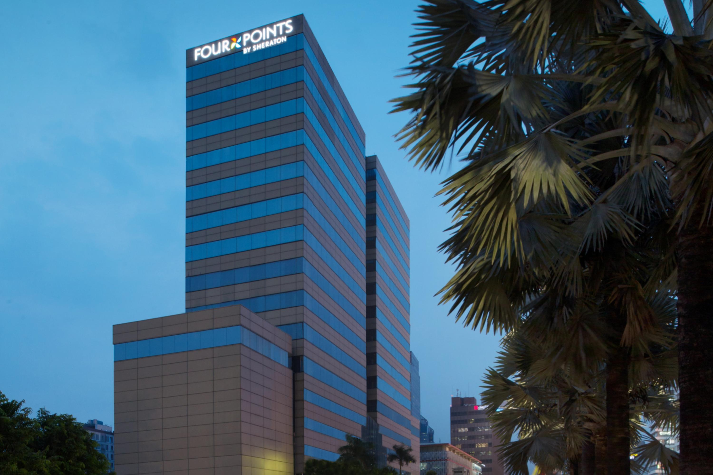 Four Points by Sheraton Jakarta Thamrin